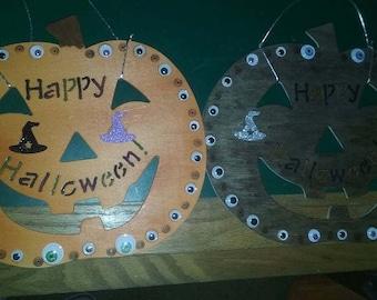 Halloween Pumpkin wall Decor
