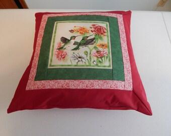 Humminbird Pillow