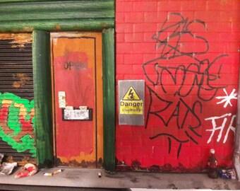 Picture urban Bronx