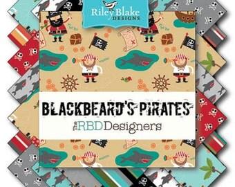 Riley Blake Blackbeard Rolie Polies