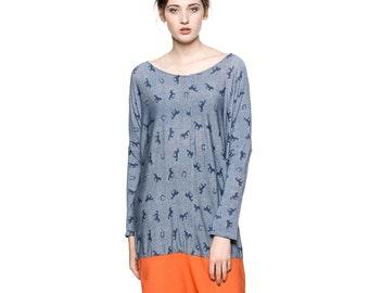 Tunic Dress Print