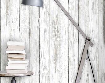 Worn Wood effect Wallpaper