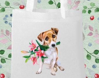The Sweetest Puppy Printed Eco Bag