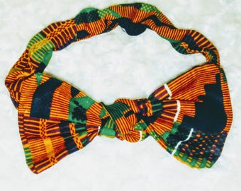 Dat Afri Girl Bow Headband