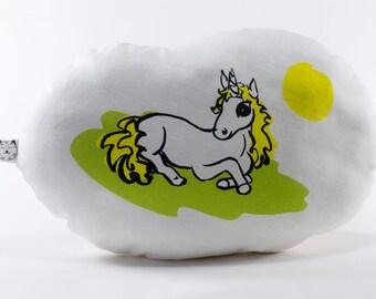 Sunbathing Alice Unicorn Softie