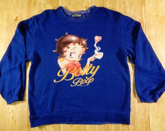 20% OFF Vintage 90s Betty Boop Sweater Sweatshirt