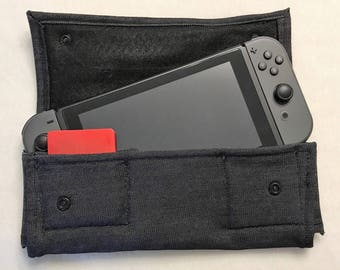 Nintendo Switch Case Switch Case Denim Switch Case Felt Switch Case