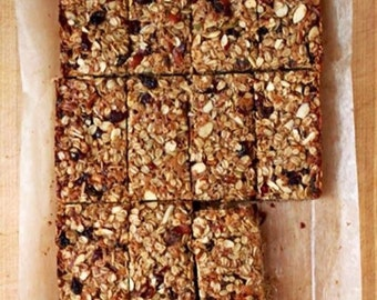 Organic Lactation Granola Bars, MSPI friendly, Dairy and Soy Free, You pick the flavor! Double order