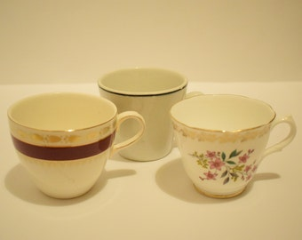 Selection of Made to Order Teacup Candles