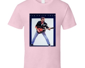 Faith Tour Pink Tshirt