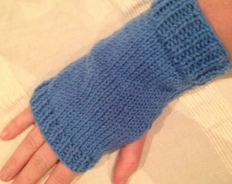 Adult's Wrist Warmers