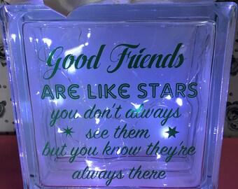 Good Friends Night Light