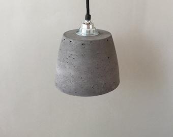 Concrete Lamp Beton Lampe - GIADRA - Dark Night