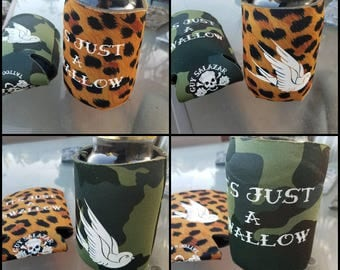 Beer coozies