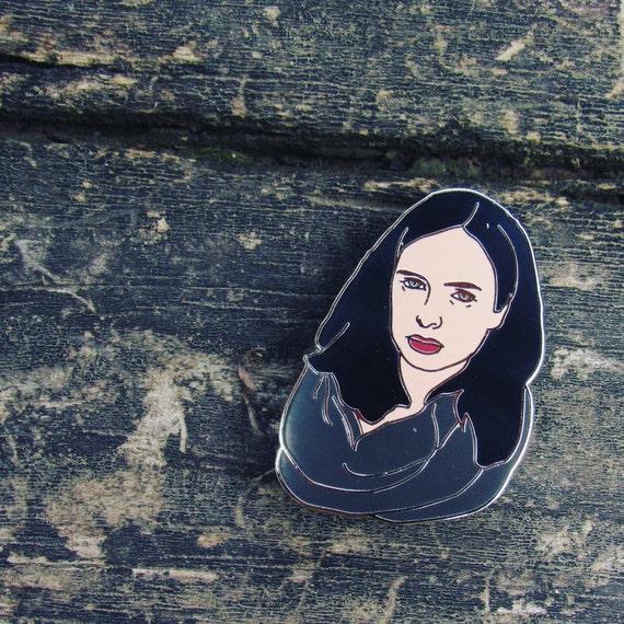 Jessica Jones Enamel Pin