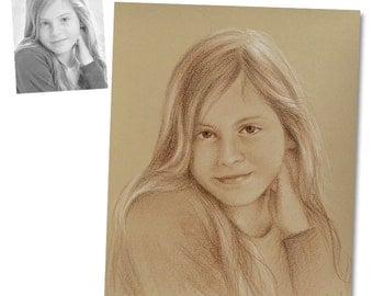 Example of custom from photo Portrait