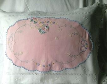 Customized Vintage Pillow Case