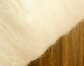 Cloud 9 Alpaca/Merino/Bamboo 1 oz Carded Fiber batt