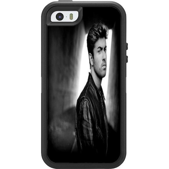 George Michael phone case iphone 5c 5 6 6plus 7 cover smartphone