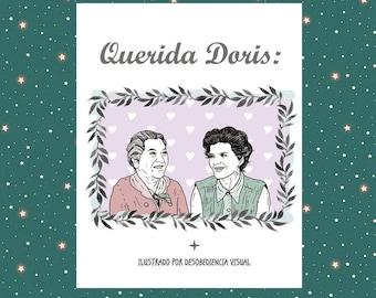 Dear Doris - Fanzine