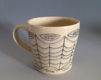 Incised Mug