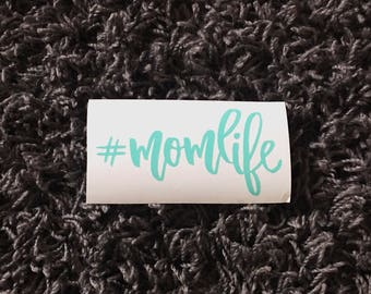 Mom Life Decal, Mom Decal, Mom Sticker, Car Decal, Mom Car Decal, Mom Life, Mom Gift, Gift for Mom, mug decal