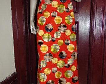 Vintage HoneyComb Skirt