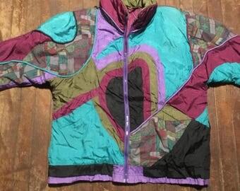 Vintage 80s J Gallery Ski Jacket