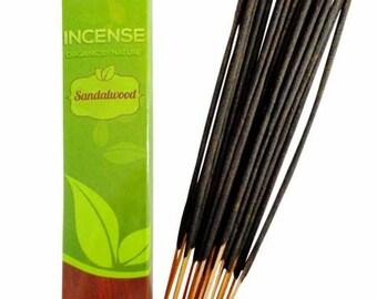 Sandalwood Incense Sticks By Ancient Earth Organics