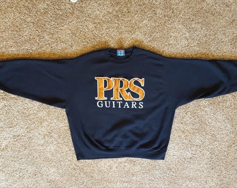 PRS Paul Reed Smith Guitars Crewneck Sweatshirt