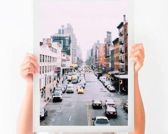 New York Printable, NYC Print, Instant Download, Printable Photography, Printable Poster, Digital Download, Printable Art, NYC Wall Art