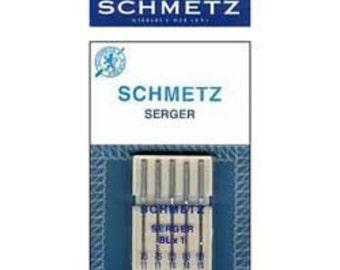 Schmetz Overlock BLX1 Assorted