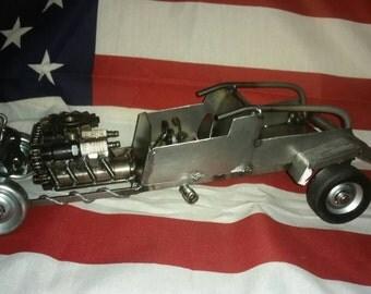 Scrap Metal Open Top Hotrod