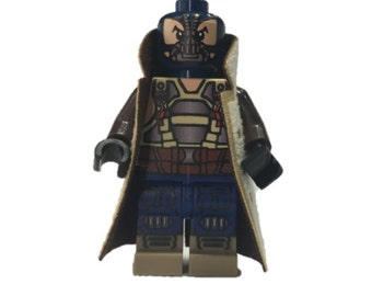 LEGO Custom minifigure Bane Gotham City
