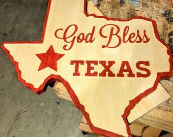 God Bless Texas