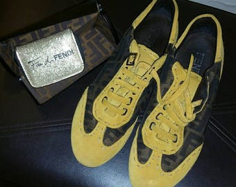 LOWER PRICE!! Vintage FENDI Sneakers