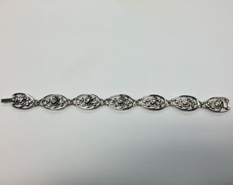 Vintage AVON Rose Bracelet