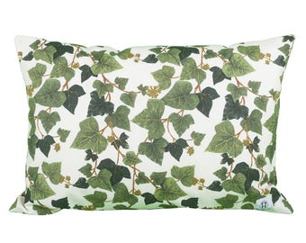 Pillow Rectangle Natural Ivy