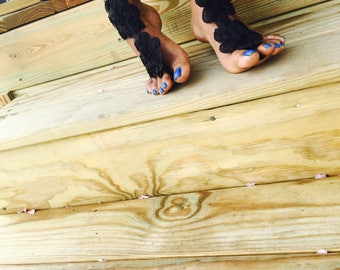 Barefoot sandals (plain)