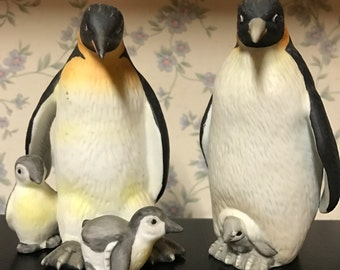 Pair of Lefton China Penguins