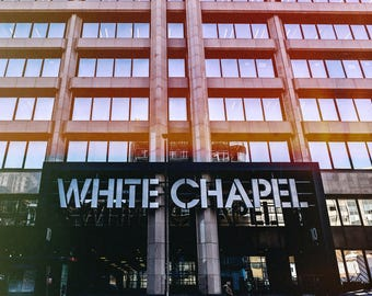 London photography, street photography, Whitechapel, fine art photography, building