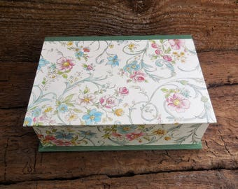IN A DREAM - box, storage box, box, paper, paper, book binding work