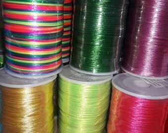 Rat-tail Multicor,Ribbon color.
