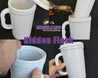 Smuggle Mug 12oz Hidden Flask, take the party with you!