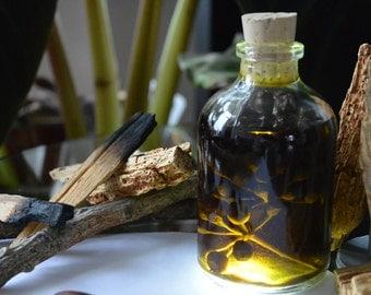 """Natural medicinal perfumes: """"Sweetness"""""""