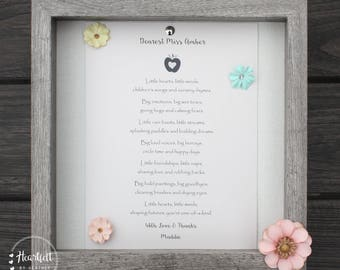 Teacher poem | Etsy