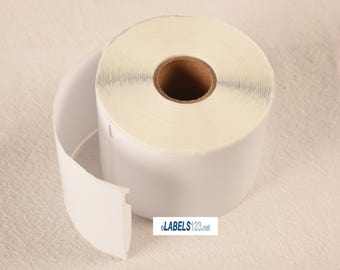 15 Rolls of Dymo® Compatible 30270 Continuous Thermal Receipt Paper Rolls
