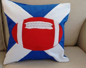 Scottish Rugby Cushion