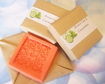 Handmade Soap, Shea Butter Soap, Scented Soap, Hand Soap, Moisturizing Soap, Natural Soap, Soap gift set