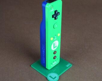 Luigi Wiimote Display Stand